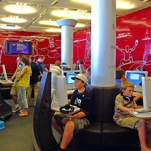 Интернет-кафе Мошково