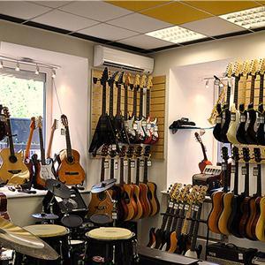Музыкальные магазины Мошково