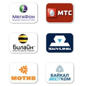 Операторы сотовой связи Мошково