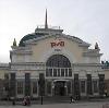 Железнодорожные вокзалы в Мошково