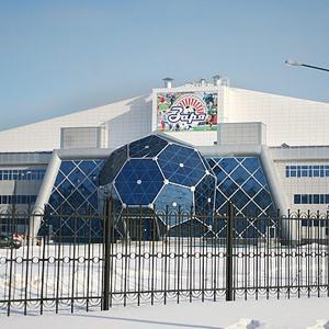Спортивные комплексы Мошково