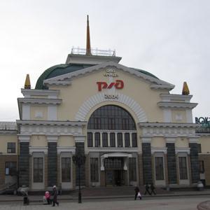 Железнодорожные вокзалы Мошково