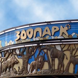 Зоопарки Мошково