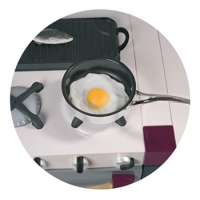 Капкан,центр досуга молодежи - иконка «кухня» в Мошково